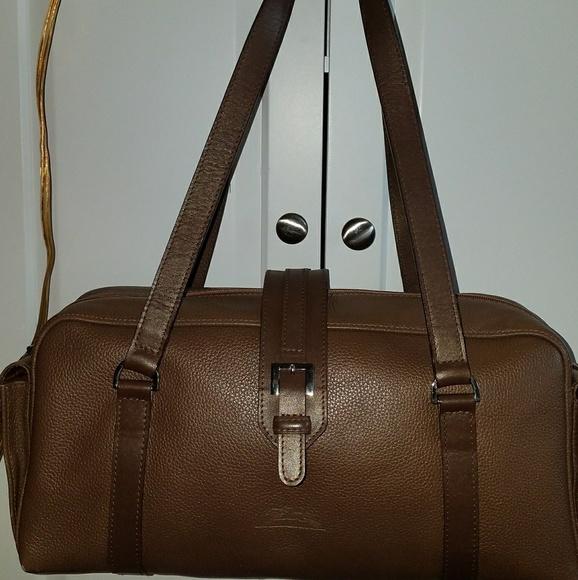 a22eae51d13c Longchamp Handbags - Longchamp bag of bronze Brown toned authentic